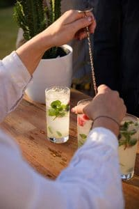 Cocktail Mixologist Brisbane